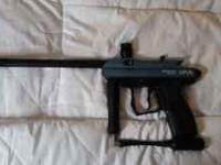 (tools+500 50 Cal paintballs included) The gun is a