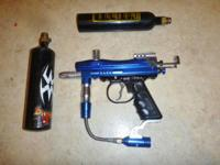 I'm offering my Spyder Xtra Paintball Marker. I have