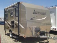 Each CAMPLITE hard-sided truck camper offers *All