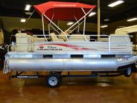 2006 Tracker Trailstar Trailer with Hydraulic