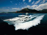 Fairlines Squadron 78 CUSTOM flybridge yacht gives you