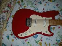 I have a good Squier Duo-Sonic brief scale Guitar in