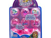 Collect these Squinkies Tiny Toys Bubble Pack!
