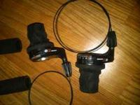 These are hardly used very good shape Sram 9 speed MTB