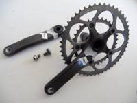 Selling SRAM Force compact carbon crankset, to assist