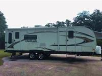 SRV&^%* 2009 Keystone Outback 268RL Travel Trailer,