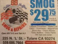 Visited and get your automobile SMOG CHECK @ our store