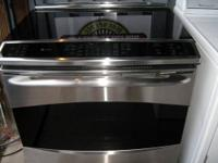 "For Sale 30"" Slide-In Induction Range with 5 Heating"