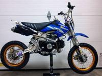 Like New SSR 125cc pitbike built for racing but we have