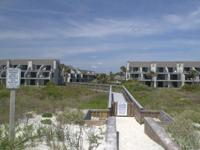 St.Augustine beach condos. Fully furnished right down