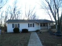 Nice 4 Bedroom ranch home on approx. 4.8 acres, close