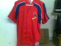 Nike Team Genuine Merchandise St. Louis Cardinals