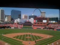 We have a luxury suite for the St. Louis Cardinals