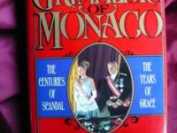 """The Grimaldis of Monaco"" tells in full the remarkable"