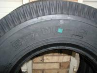 I HAVE SOME ST7.00-15 TRAILER TIRES FOR SALE. THESE ARE