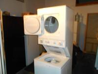 skinny mini,, Kenmore washer , elec drier, stack ,