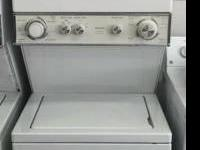 Stackable Washer Electric Dryer Kenmore ZELLA