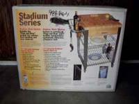 BRAND NEW-Still in sealed box Stadium Series Portable
