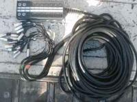 Pro Con.Stage Master 100' Snake..Like New... Location: