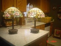 Very nice looking Stained Glass Lamps if you want to