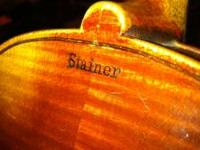 We have a Stainer violin with electric pickup. Really a