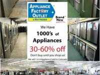 CALL DIANA AT  FOR MORE DETAILS!!!    APPLIANCE FACTORY