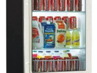 5.83-cu ft Stainless Steel Built-In Beverage Center