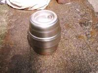 I have a Stainless Steel Gas Tank (or Keg Tank : ) -
