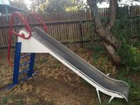 We have a great stainless steel slide for sale This is