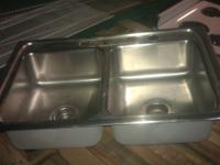 I have 5- Stainless Steel Sinks  all look the same ..33