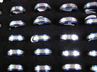 I have spinner rings in various sizes, from 4 to 11,