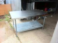 2ft 3ft 4ft 5ft 6ft stainless steel tables with