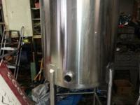 Great tank, we were going to use for micro brew.
