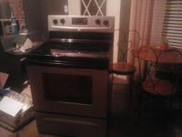 I have a stainless steel oven.  It's 4 1/2 yrs old. We