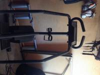 Black stairmaster 4000PT good condition. Privately