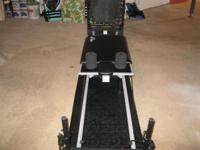 Like NEW Pilates Piece of equipment with Free Type