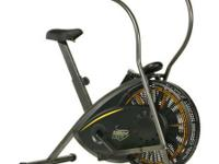 Endurance Air Resistance Exercise Bike. ** OPEN TO THE