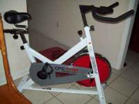 Stamina Spinner Bike - New! $200.00, must pick up. Call