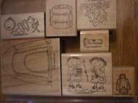 I have the following Stampin Up Set For Sale:o) Please