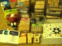 Stampin Up stampin supplies... New and used... Asking
