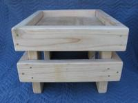 Stand for Kitty Cubby: Model #1314. This stand fits the