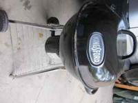 Standing BBQ grill, great condition, $25 call