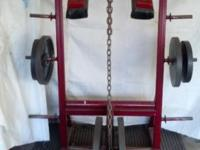 Weight Lifting Tools. Heavy duty/Commercial High