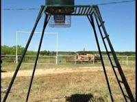 DEER STAND $1700. Product Description. All fiberglass