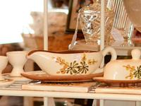 2 Piece Gravy Boat and numerous more pieces of Stangl