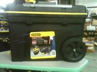 We have a large number of heavy duty Stanley tool