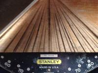 Amazing one of a kind 8 piece Stanley Tool Promotions