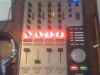 I'm a DJ selling my Stanton Scs.1m Digital DJ Mixer and