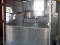 Star Manufacturing Galaxy Popcorn Machine for sale.
