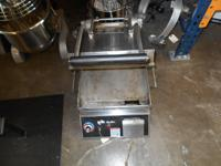 Utilized Star Panini Press asking $595.00 call Tim for